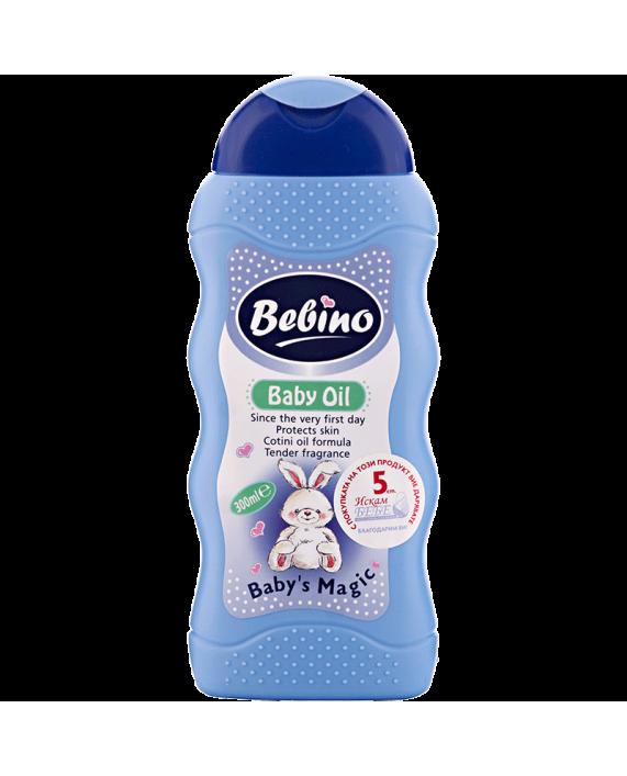 BEBINO Масло – Вълшебства за Бебета!