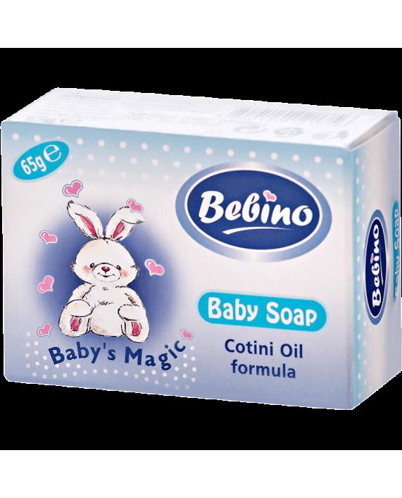 BEBINO Сапун син – Вълшебства за Бебета!