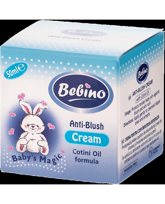 BEBINO Крем против подсичане син – Вълшебства за Бебета!
