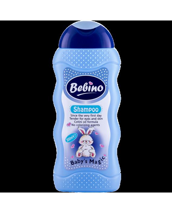 BEBINO Шампоан – Вълшебства за Бебета!