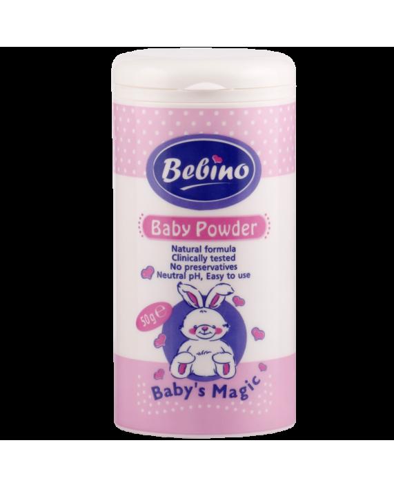 BEBINO Пудра розова – Вълшебства за Бебета!