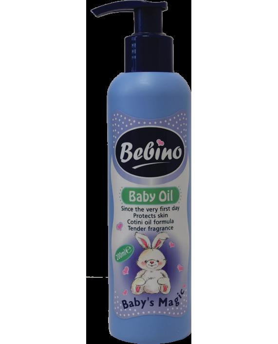 BEBINO Масло 200мл – Вълшебства за Бебета!
