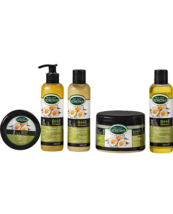 BOTANICA B.H.F. Балсам Лайка - за суха коса – Зелено сияние на Вашето внимание!