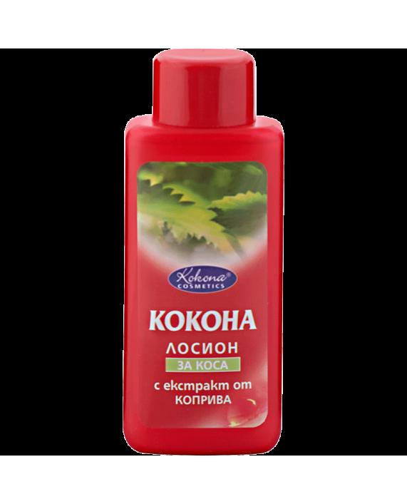 KOKONA Лосион коприва- асеборея – Течни еликсири за кожа и коса, правят чудеса!