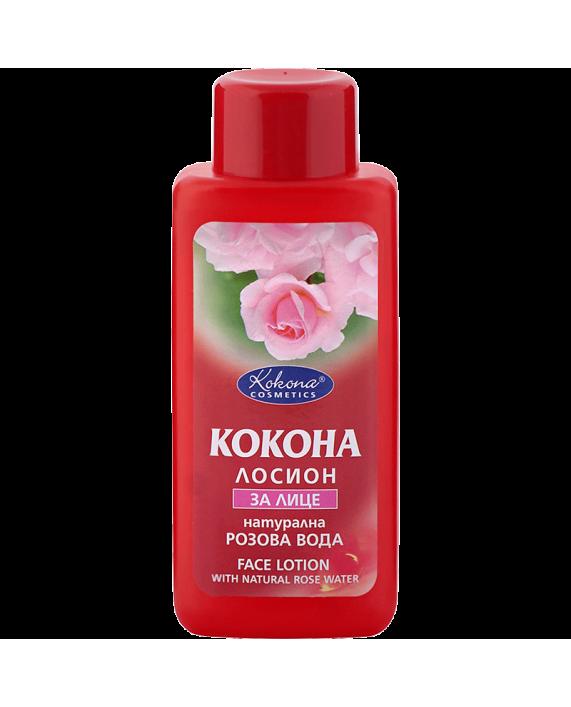 KOKONA Розова вода – Течни еликсири за кожа и коса, правят чудеса!