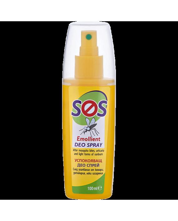 SOS Успокояващ Део – Защита от комари, където и животът, да Ви свари!