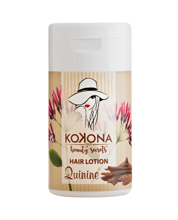 KOKONA Хининова вода – Течни еликсири за кожа и коса, правят чудеса!