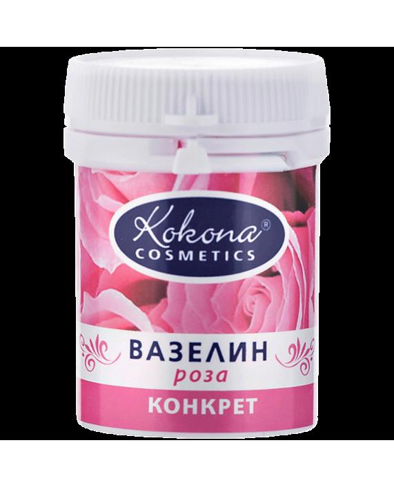 KOKONA Билков вазелин с розов конкрет – Малки мазила за здраве и природна красота!