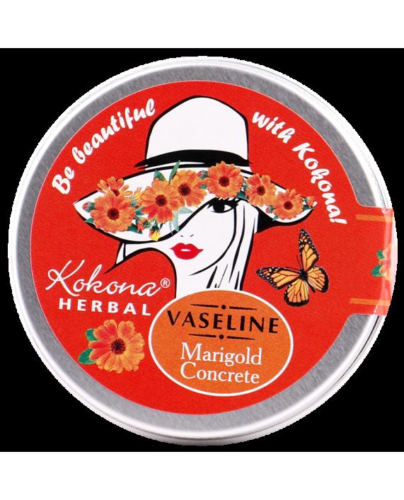 KOKONA Билков вазелин с невен конкрет – Малки мазила за здраве и природна красота!