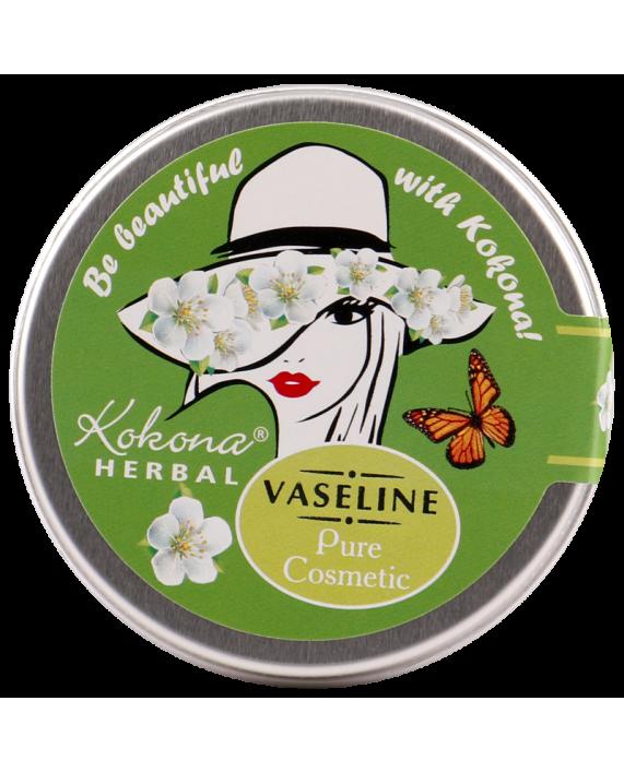 KOKONA Вазелин натурален /козметичен/ – Малки мазила за здраве и природна красота!