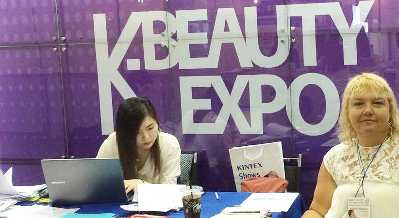 Южна Кореа - K-beauty expo